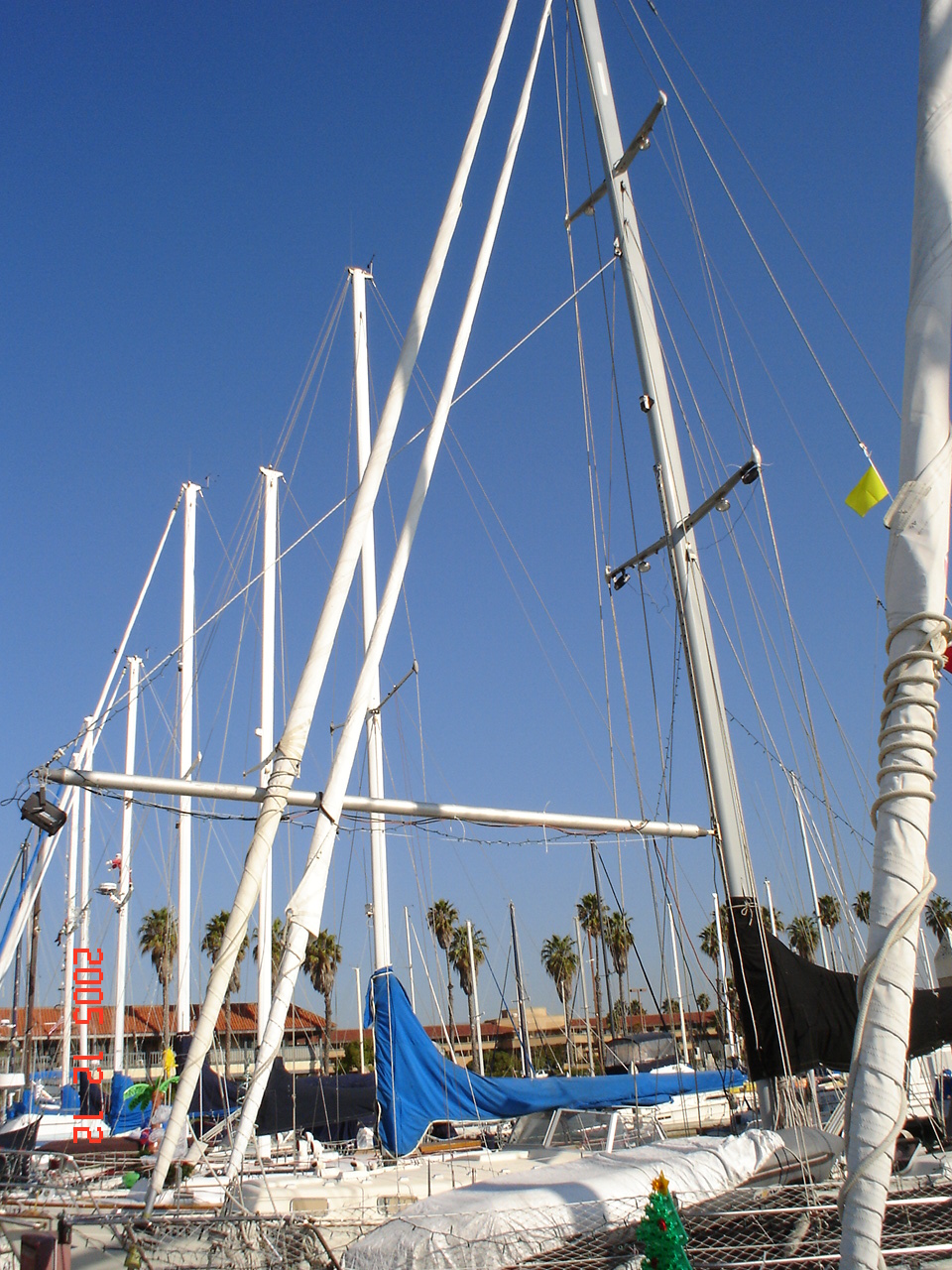 Double Head Sails