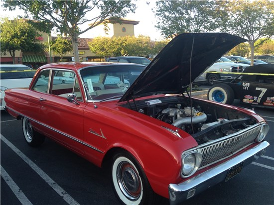 First Cruise Nite - Newbury Park, Ca.